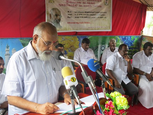 Mobile service to solve People Grievances held at Puliyankulam – 17th October 2014