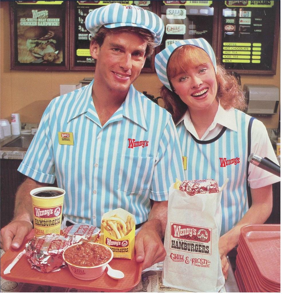 Wendy S Fast Food Dress