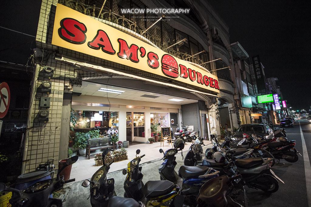 台東美食-SAM'S BURGER