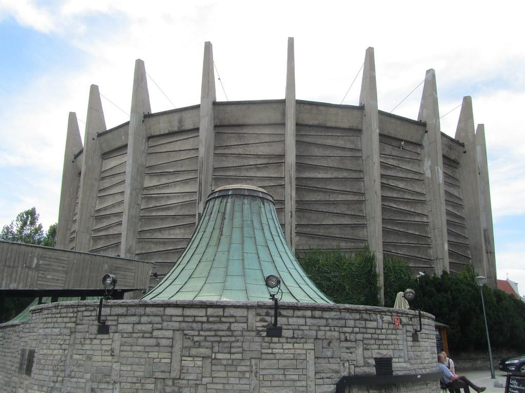 Edificio del Panorama