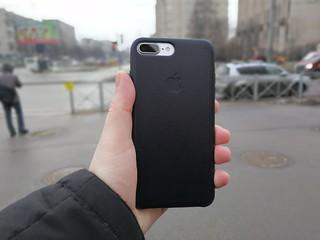 Снимок с Huawei Mate 9 имитирующий диафрагму F4