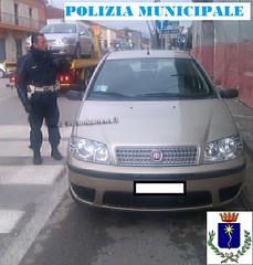polizia municpale teggiano