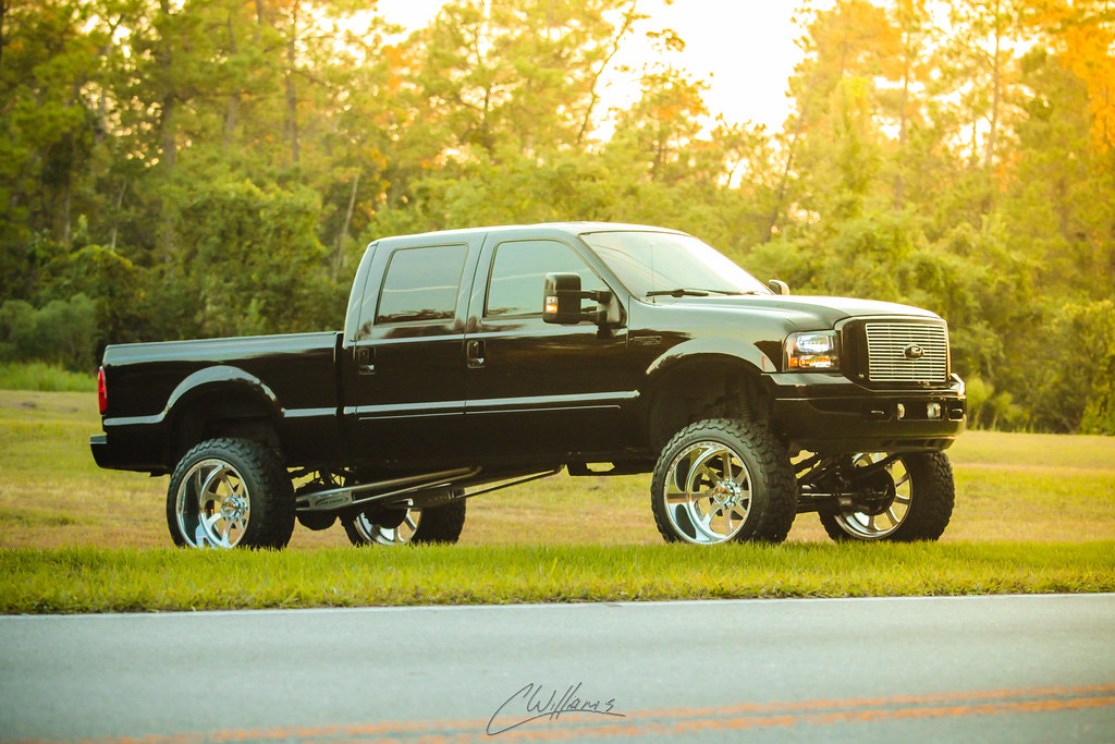 Lifted F150 2017 >> Tommy's Powerstroke F-250 | F-250 Powerstroke lifted on ...