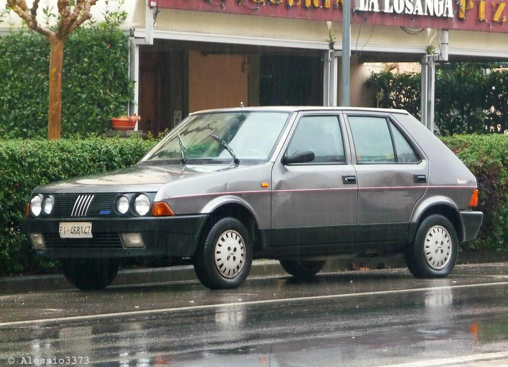 Fiat Ritmo 60 CL Team | Flickr - Photo Sharing!