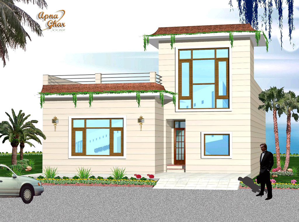 Designs Of Small Houses In India