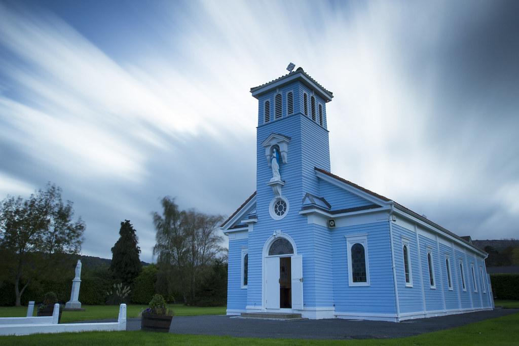Blue Church Kilternan Wayside Church Kilternan