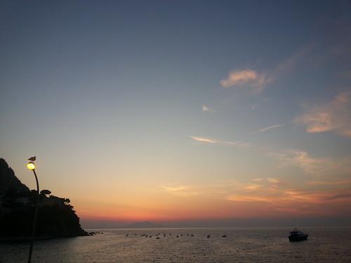 tramonto anacapri