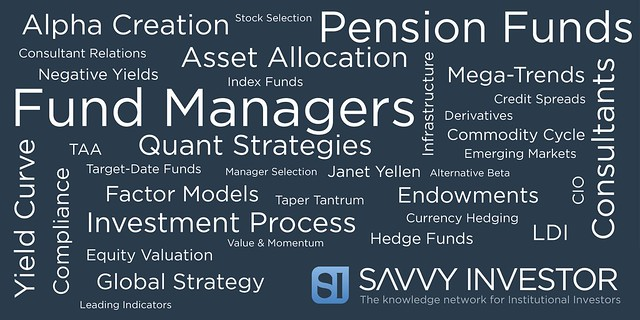 Savvy Investor fund managers CFA Institute thought leadership
