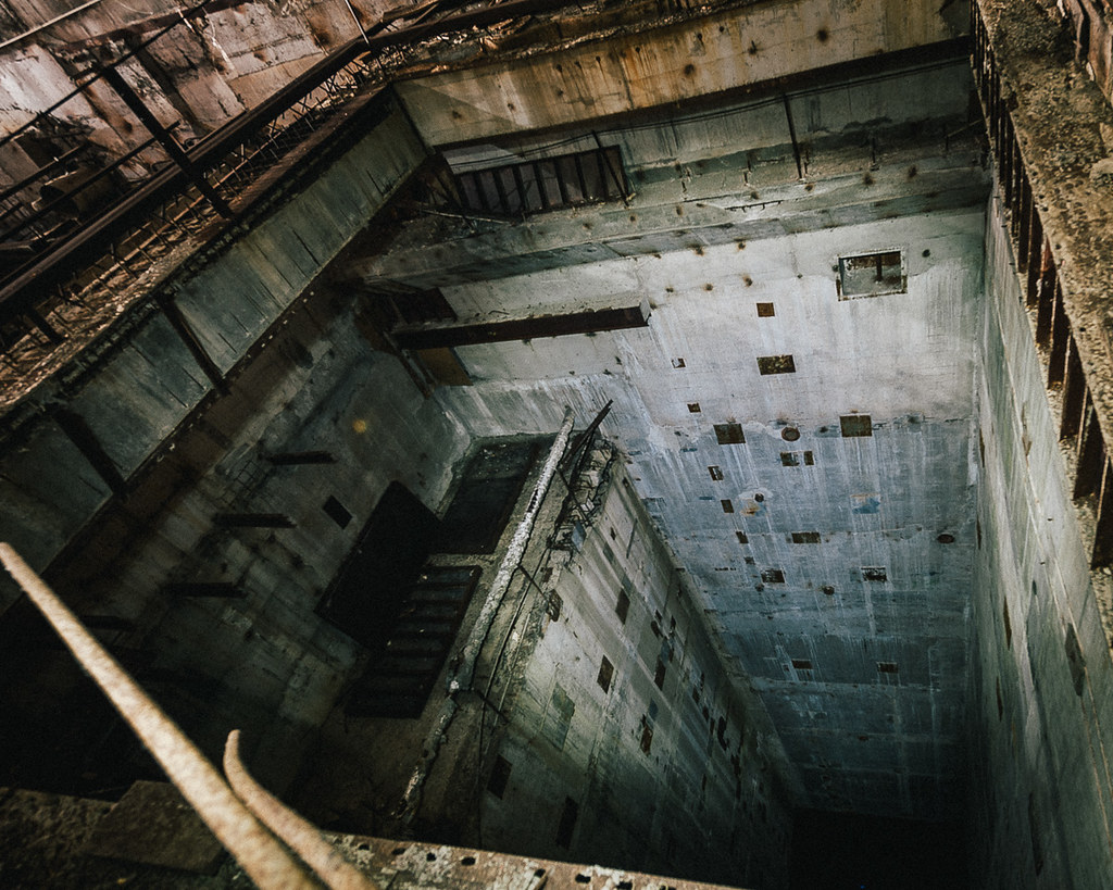 Chernobyl Reactor 5&6 - Standing at the Abyss | One of the ...