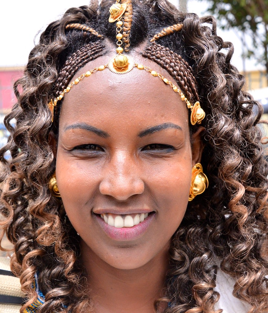 Traditional Hairstyle Tigray Ethiopia Rod Waddington Flickr - Ethiopian new hairstyle