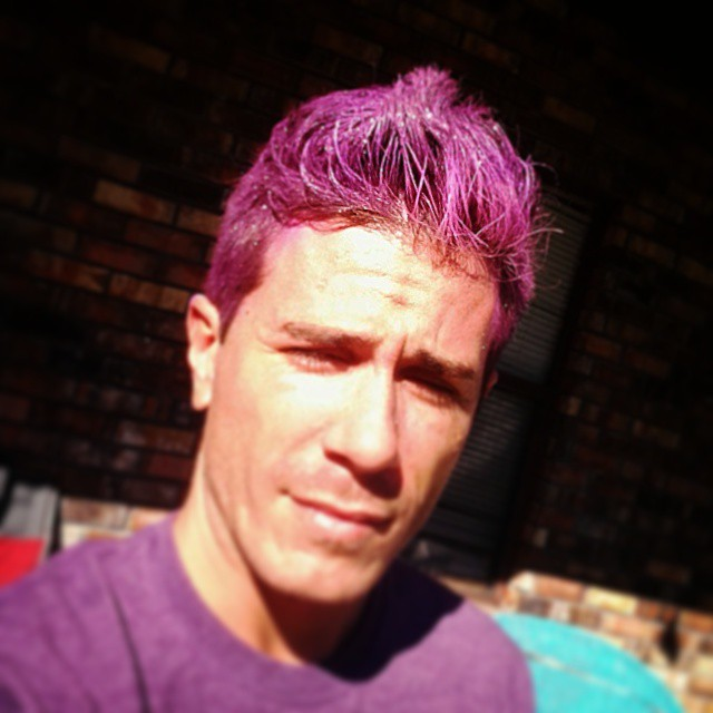Metallic Purple Spray On Hair Color Love Purple  Richard Buswell  Flickr