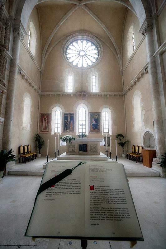Abbazia Santa Maria Arabona - Manoppello Scalo 01