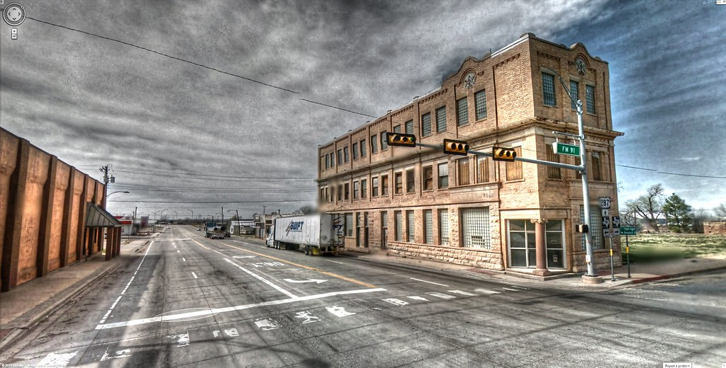 Google Street View - Pan-American Trek - US 287 in Chillic… | Flickr