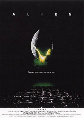 Image result for alien poster