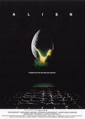 Image result for alien poster