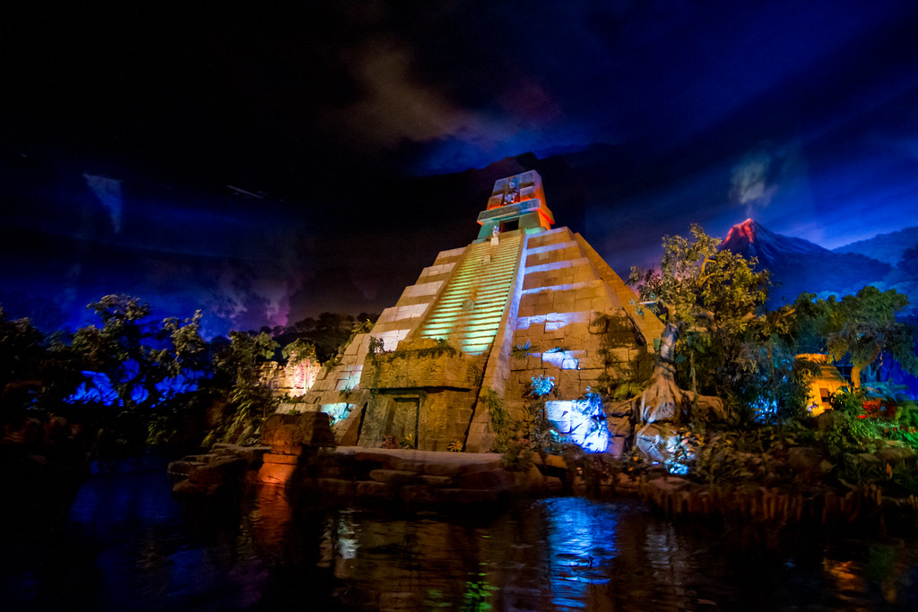20141107-IMG_9479 | Mexico boat ride at EPCOT Center ...