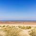 Old Hunstanton dunes and beach