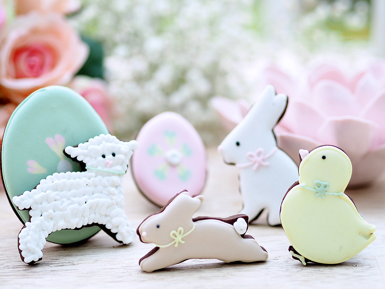 biscuiteers easter biscuits