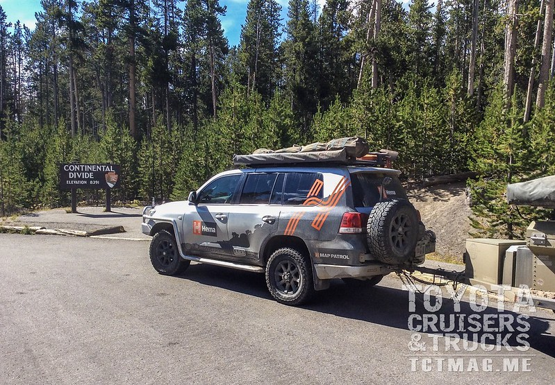 6 Days on Hema Map Patrol with Hema Explorer North America
