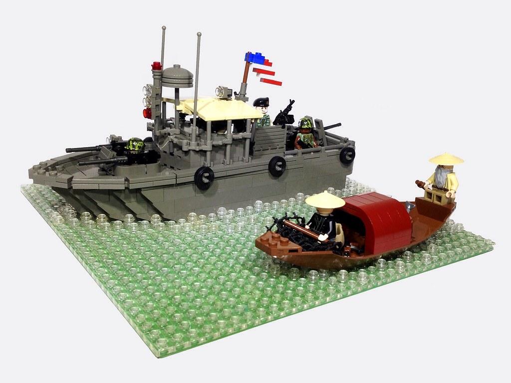 Pbr A Pbr Or Patrol Boat Riverine Patrols The Waterways