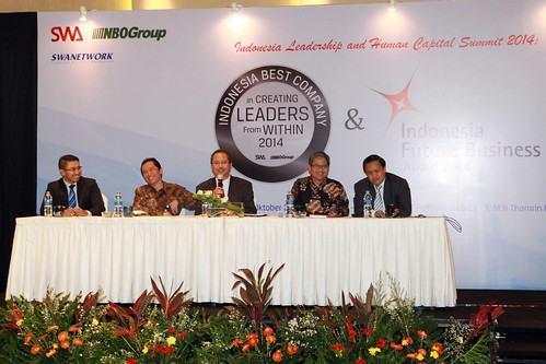 Indonesia Leadership & Human Capital Summit 2014