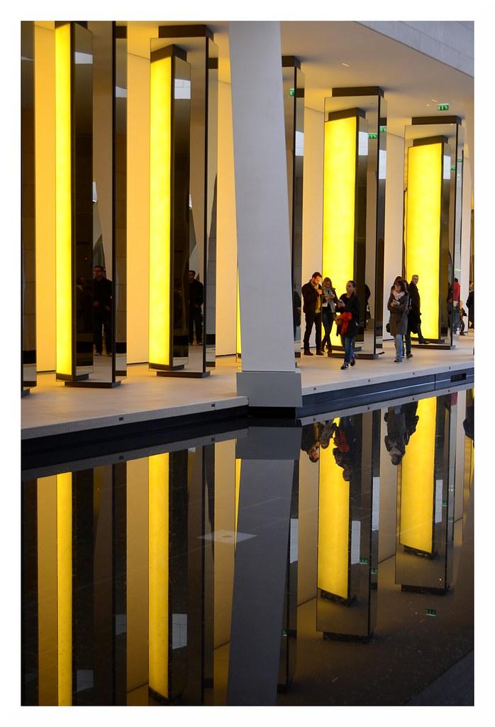Fondation Louis Vuitton, Bois de Boulogne, Paris, architec…  Flickr
