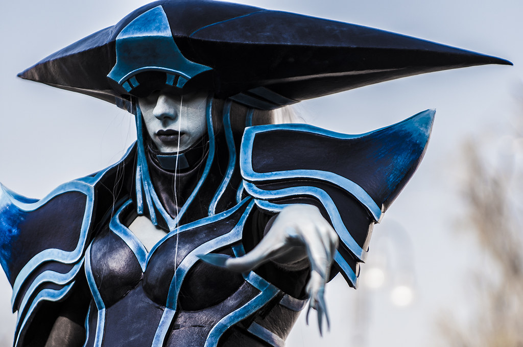 Lissandra (League of Legends)   Lucca Comics And Games ...
