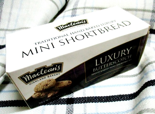 MaClean's Scottish shortbread