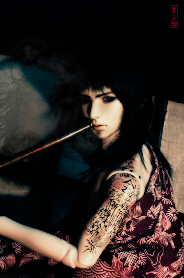 [Ka-ku-ren-bô]Long night p.22 (Souldoll morse) - Page 20 33049310433_b6779867b2_b