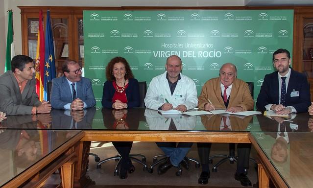 AionSur: Noticias de Sevilla, sus Comarcas y Andalucía 33131171012_fdecd2e20a_z_d La Clínica Santa Isabel firma un convenio con el Hospital Virgen del Rocío para fomentar la donación de órganos y tejidos Salud
