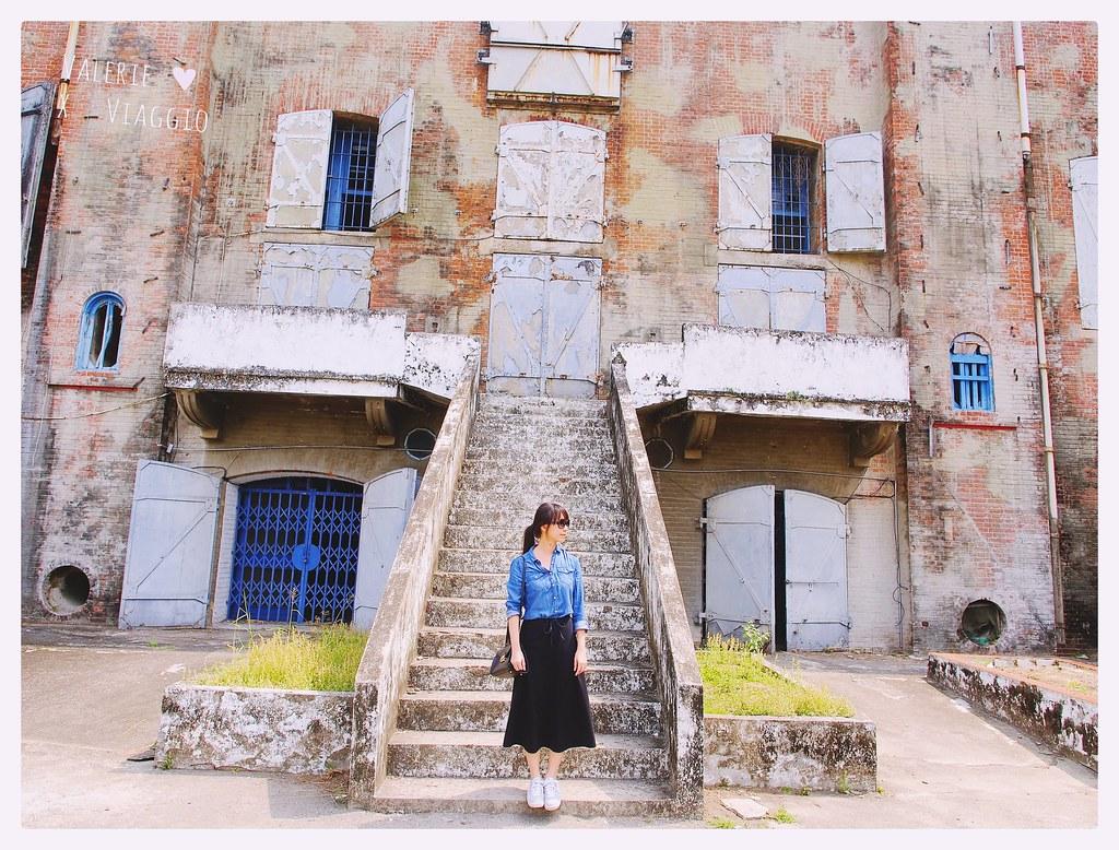 【高雄 Kaohsiung】日本海軍鳳山無線電信所 最神祕日軍遺跡 廢墟IG拍照景點 @薇樂莉 ♥ Love Viaggio 微旅行