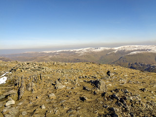 St Sunday Crag summit