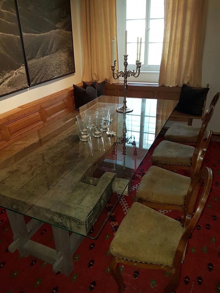 Das älteste Zimmer im Landhaus