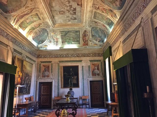 Palacio de Santa Cruz en Viso del Marqués (Ciudad Real)
