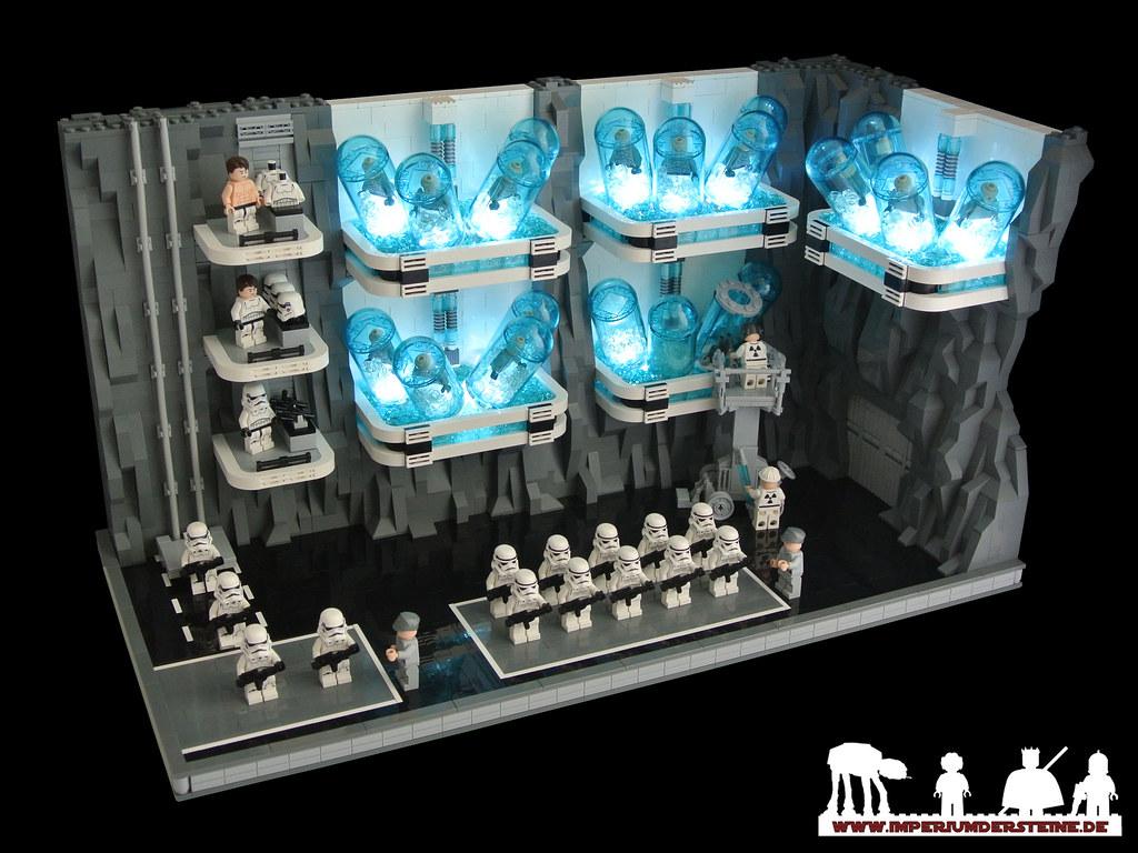 mount tantiss cloning chamber built for the star wars ol flickr. Black Bedroom Furniture Sets. Home Design Ideas