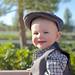 My little newsboy