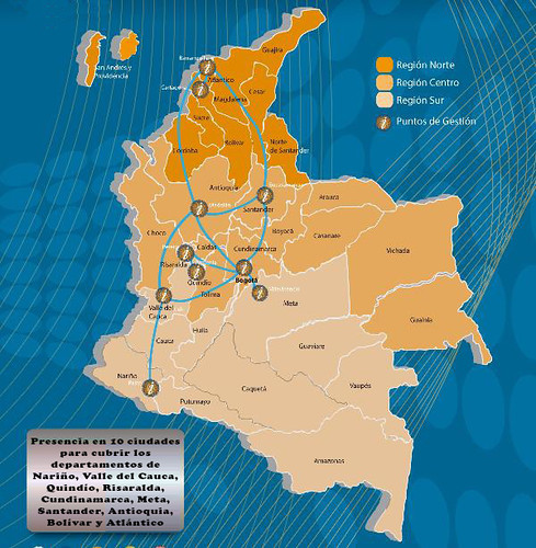 IFX Networks Colombia