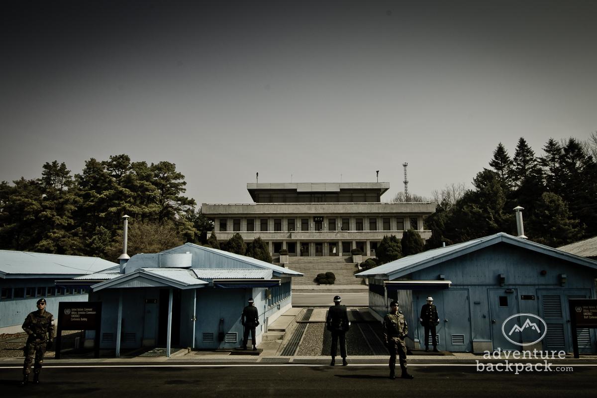 Noord-Korea bezoeken