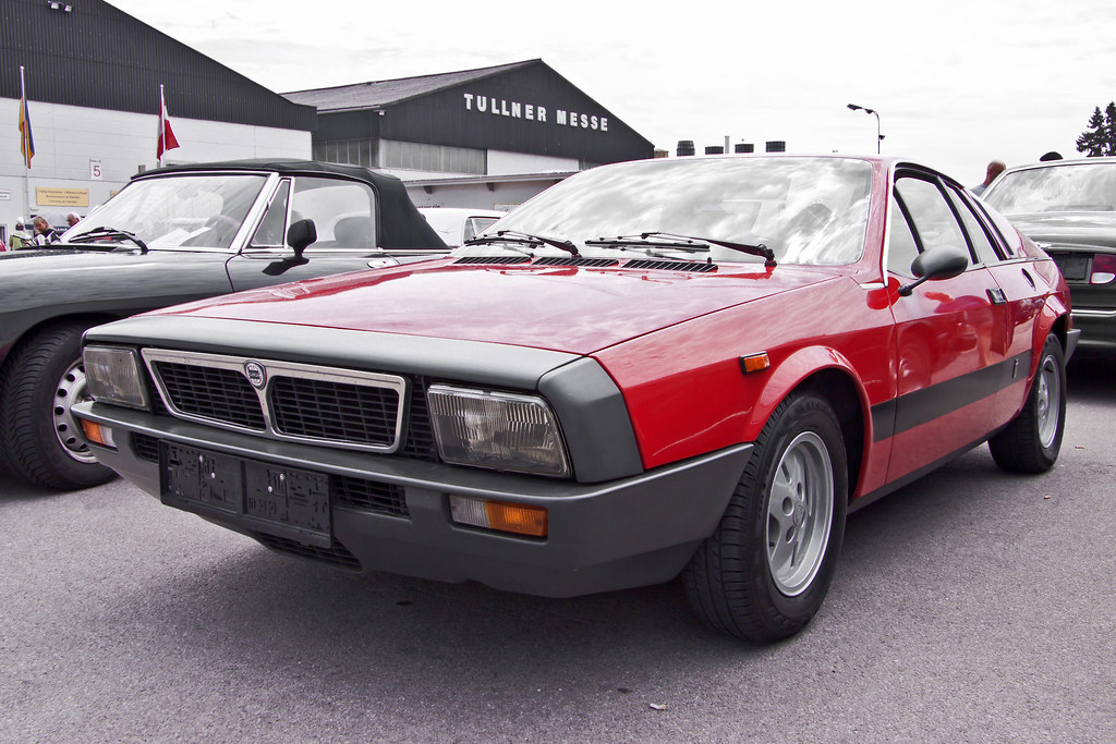 Lancia Beta Montecarlo 1978  7298