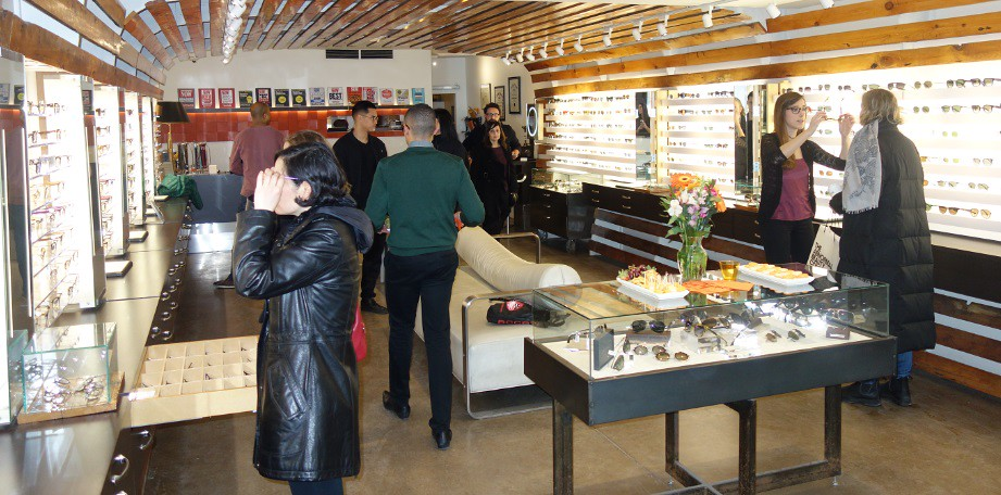 Interior Spectacle - boutique eyewear in Toronto