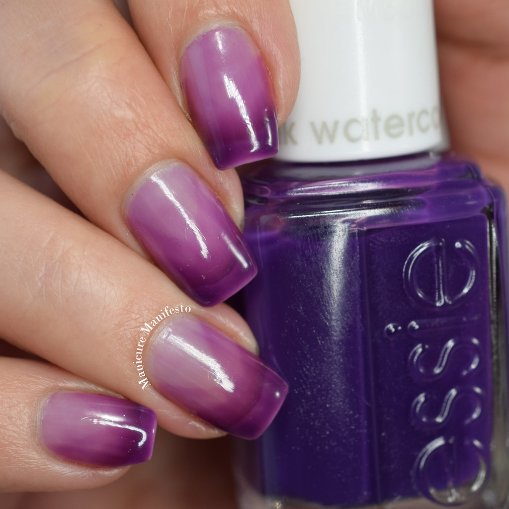 Essie no shrinking violet