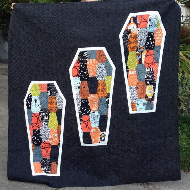 Nailed-it quilt.  part of #mybooqal