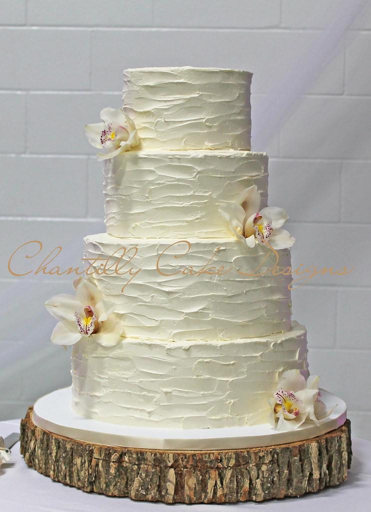 Wedding Cake Design Rustic : Rustic Buttercream Wedding Cake 12