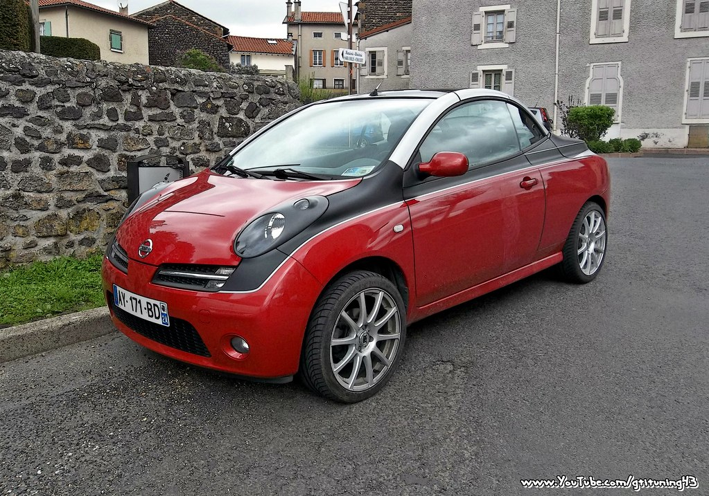 tuned nissan micra c c come check out my tuning and. Black Bedroom Furniture Sets. Home Design Ideas