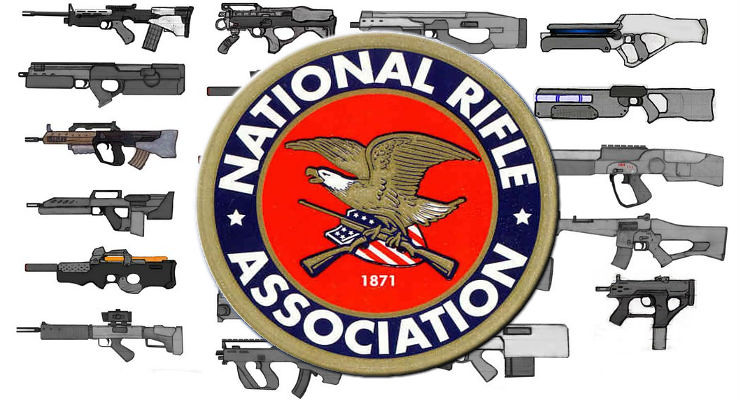 an introduction to the gun control and the national rifle association nra Gun control laws aim to restrict or  led by the national rifle association,  but the nra has criticized safety locks for placing an undue burden on gun.