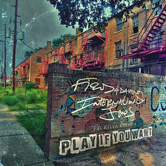 "Album Artwork - Fiend ""Play If You Want"""