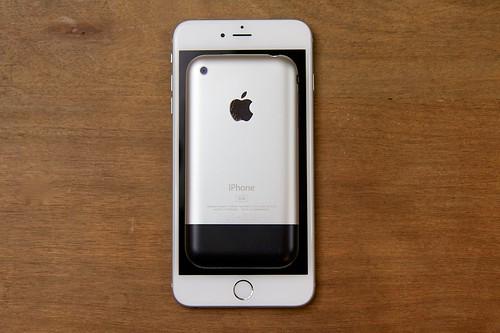 [Hại Não] iPhone 2G hay iPhone 6s ?- Cười té ghế với mấy chế ! - 91351