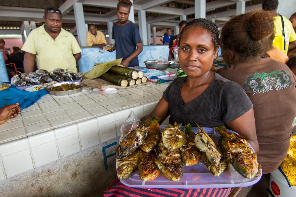 Solomon Islands Cuisine