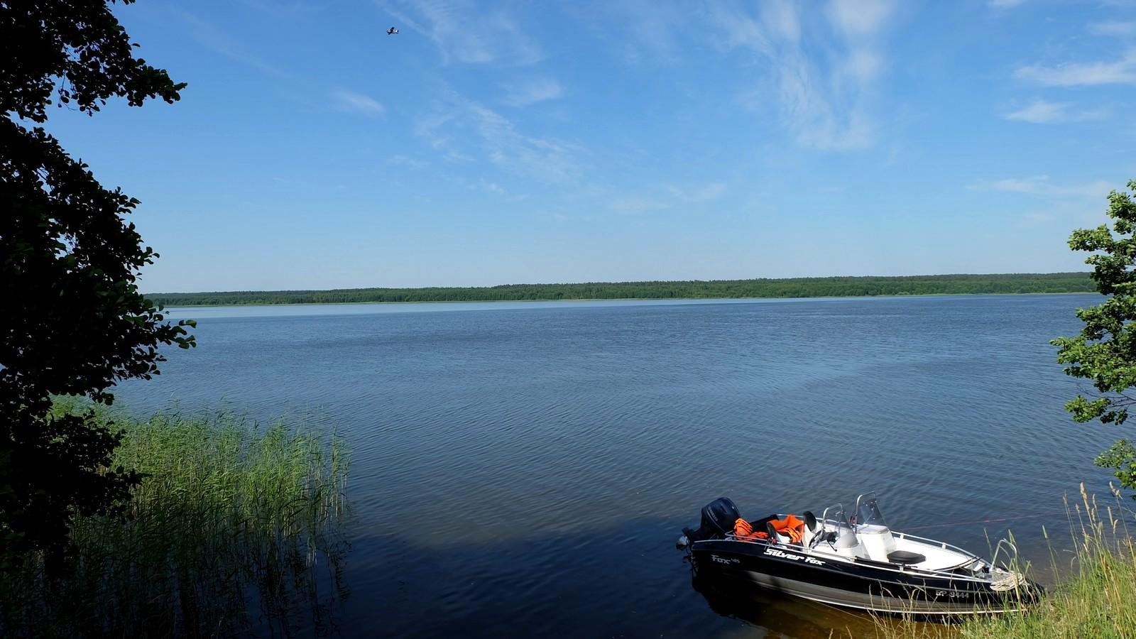 Озеро Свирь, Беларусь