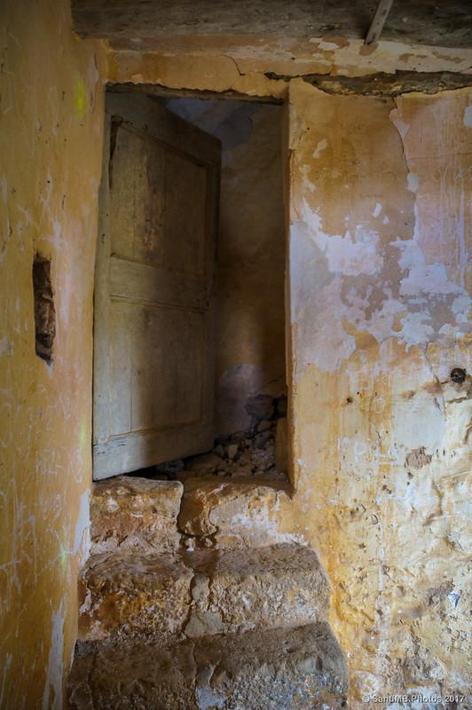 Interior de una casa en Marmellar